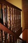 Tralka drewniana T37