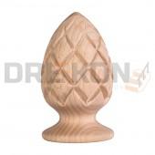 Kula drewniana szyszka fi~88mm