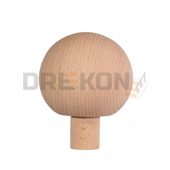 Kula drewniana fi~75mm