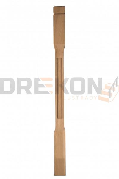 Słup drewniany S19