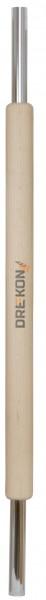 Tralka drewniana + metal T53