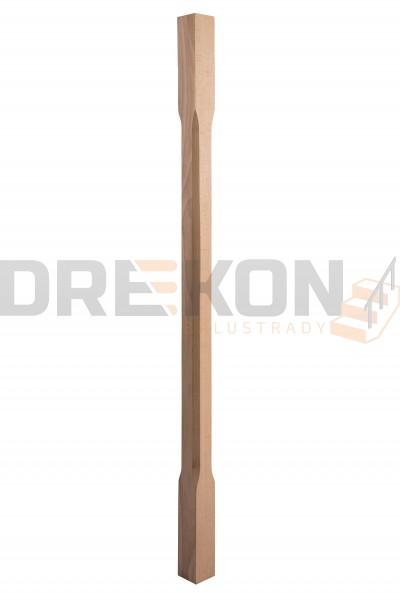 Tralka drewniana T18