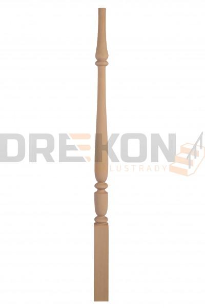Tralka drewniana T17sk