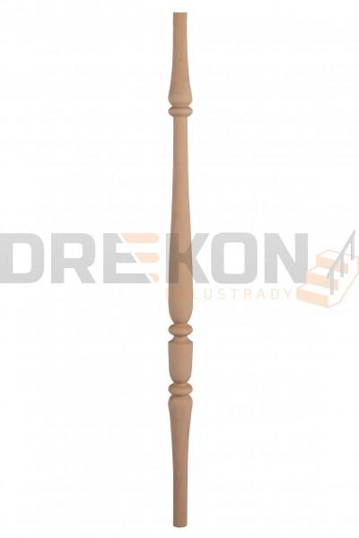 Tralka drewniana T17ss