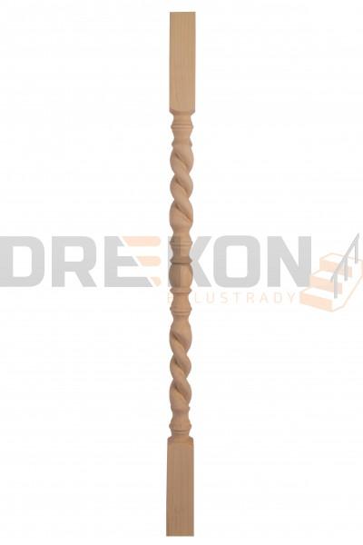 Tralka drewniana T33kk