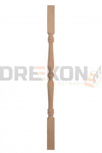 Tralka drewniana T3kk
